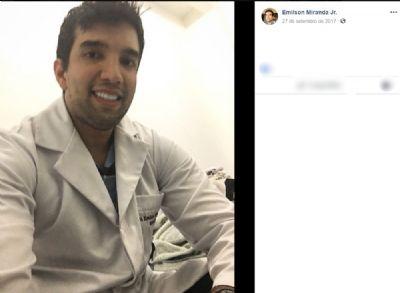 Médico suspeito de espancar namorada e ameaçar matar a filha dela é preso em MT