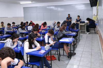 IBGE faz pesquisa sobre Saúde Escolar com alunos de MT