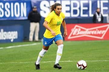 Com Marta, Formiga e Cristiane, seleção feminina é convocada para a Copa