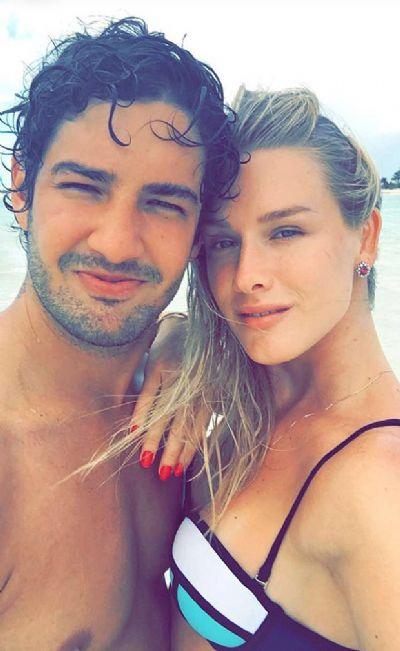 Fiorella Mattheis e Alexandre Pato terminam namoro