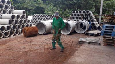 Mato Grosso emprega 608 reeducandos em contratos com órgãos públicos e empresas