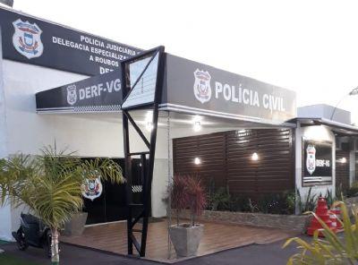 Polícia Civil prende mulher de líder de associação criminosa envolvida em roubos