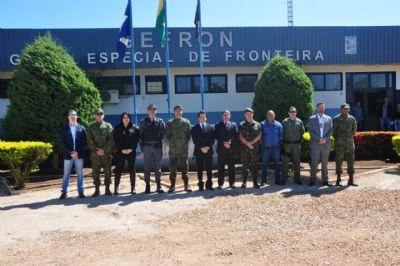 Secretário Nacional visita Mato Grosso e garante investimento de R$ 5 milhões na fronteira