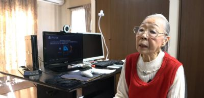 Gamer de 90 anos é reconhecida como YouTuber mais antiga do mundo