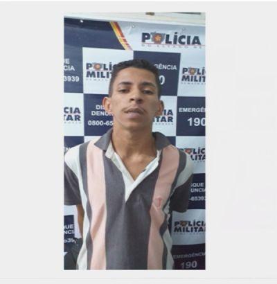 Jovem é preso ao tentar aplicar golpe do envelope vazio em sargento da PM em Cuiabá