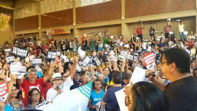 TJ-MT declara greve dos professores abusiva e determina retorno às aulas em 72 horas