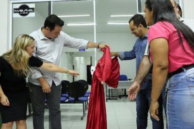 Posto de Saúde é inaugurado para atender a região dos bairros Buritis