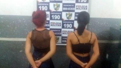 Irmãs de 16 e 19 anos são detidas suspeitas de comprarem roupas com notas falsas em MT