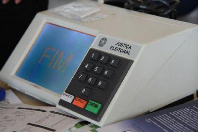 TSE inicia teste de integridade em urnas eletrônicas de 2020