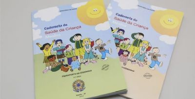 Mato Grosso receberá mais de 60 mil cadernetas de saúde da criança em março
