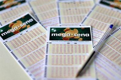 Mega-Sena promete sortear R$ 125 milhões hoje
