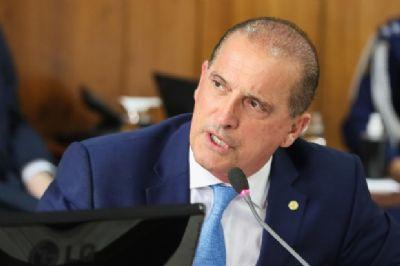 Ministro Onyx reforça que Bolsonaro sempre pediu equilíbrio para gestores entre saúde e economia