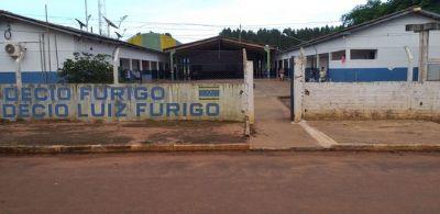 TRE informatiza posto eleitoral em Deciolândia, distrito situado a 140 km de Diamantino