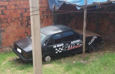 PM prende homem que vendia carro roubado em site de compra e venda