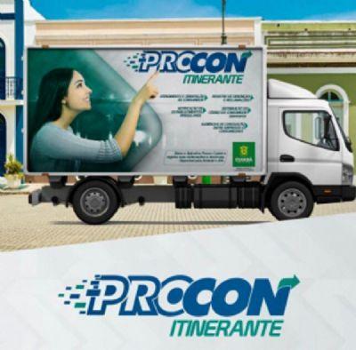 1ª Edição do Procon Itinerante será lançada nesta terça-feira (13) na Praça Alencastro
