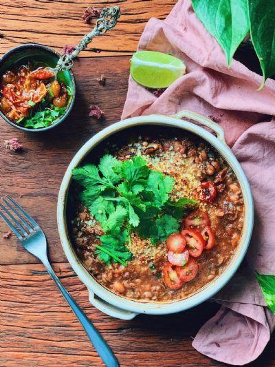 Chilli vegano: aprenda essa receita típica mexicana!