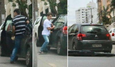 Psicóloga assaltada em plena luz do dia no bairro Goiabeiras oferece recompensa por carro roubado