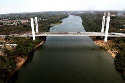 Projeto de Lei quer proibir construção de usinas hidrelétricas no rio Cuiabá