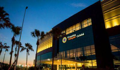Criminosos roubam loja da Samsung no Shopping Estação Cuiabá