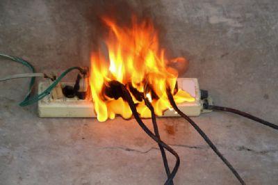 Bombeiros orientam desligar eletrodomésticos por conta do calor excessivo em MT