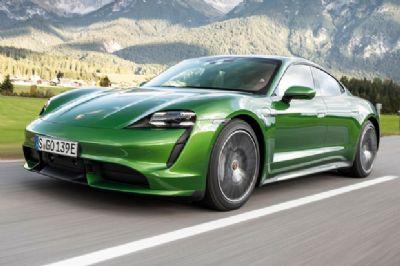 Porsche inicia pré-venda do Taycan, primeiro elétrico da marca