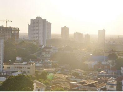 Tempo seco deve predominar até o fim do mês em Cuiabá