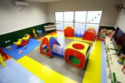 Várzea Grande inaugura o primeiro de 16 Centros Municipais de Educação Infantil