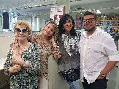 Fernanda Brum revela detalhes do novo CD